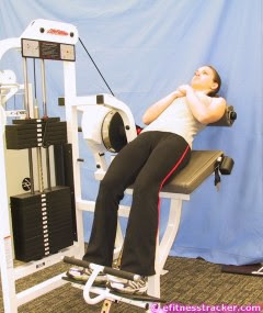 Low Back Extension Machine an continually overloading